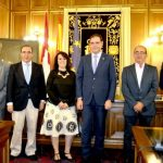 La DO Manchuela renueva el convenio con la Diputación de Cuenca en apoyo del vino