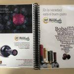 La DO Manchuela colabora con Asprona con sus agendas 2017