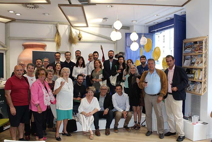Presentación de la marca Denominación de Origen Manchuela en Madrid