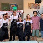 Cata de vino de influencia para la clausura de El Festivalaco 2019