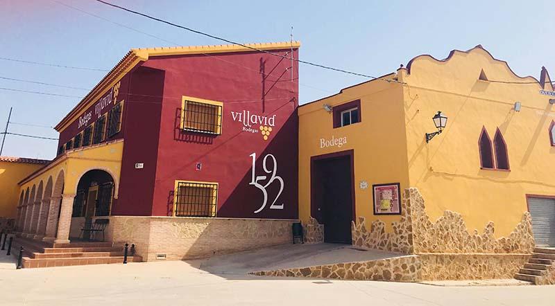 Bodegas Villavid - Denominación de Origen Manchuela