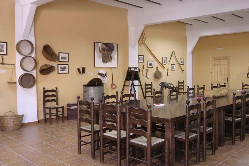 Bodegas Villavid - Centro de Interpretación de la Vid y el Olivo