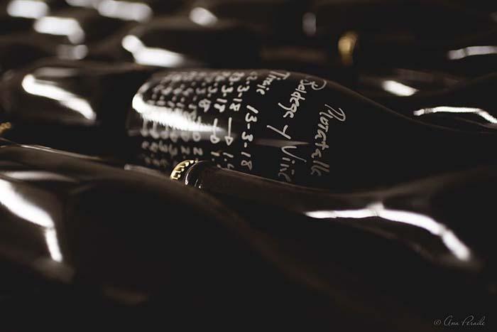 Un singular vino que aúna tradición e innovación