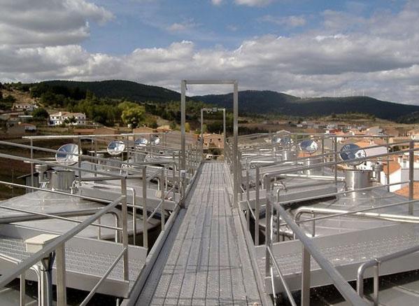 Las instalaciones cuentan con todo lo necesario para una óptima elaboración del vino
