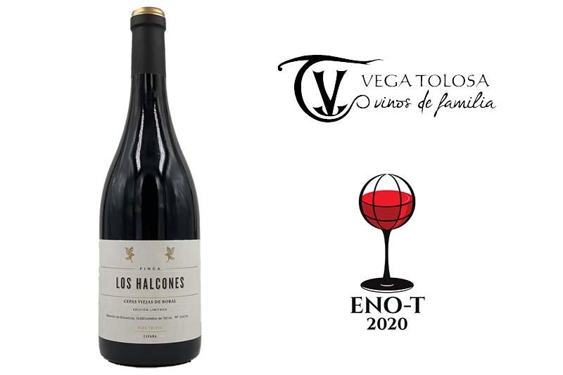 Medalla de Oro en los premios ENO-T Wine&Tourism para Vega Tolosa