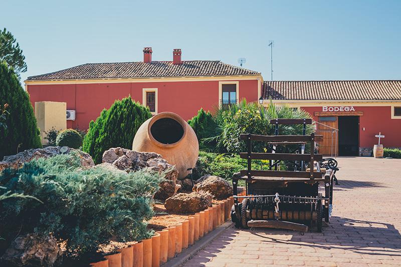 Finca Carril Cruzado, un precioso y acogedor espacio natural