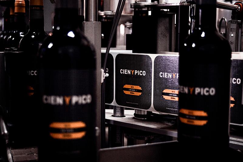 Cien y Pico elabora un vino de gran calidad