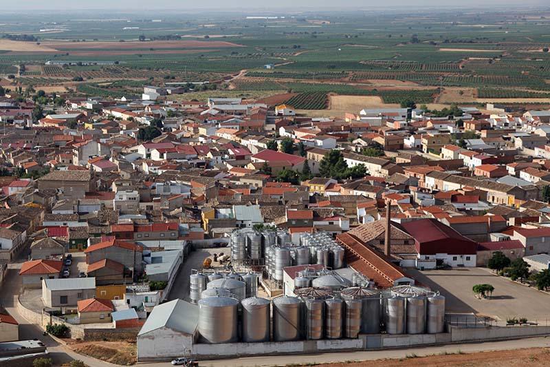Vino Denominación de Origen Manchuela: Bodegas Antares