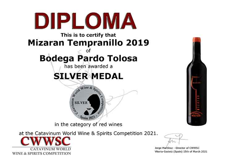 Medalla-plata-PardoTolosa-CatavinumWorldWineSpiritsCompetition2021